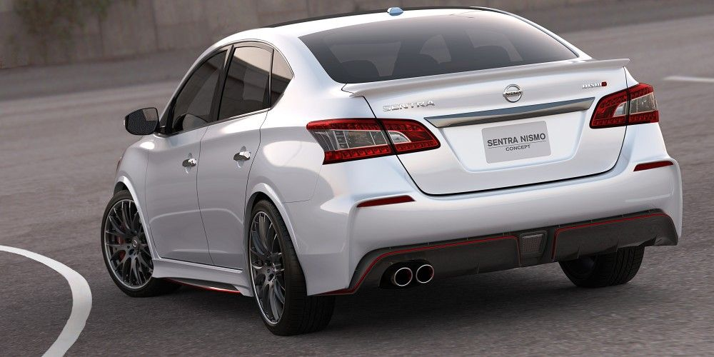 Nissan Sentra Nismo Now This Is A Sport Compact Nissan Sentra Nissan Nissan Nismo