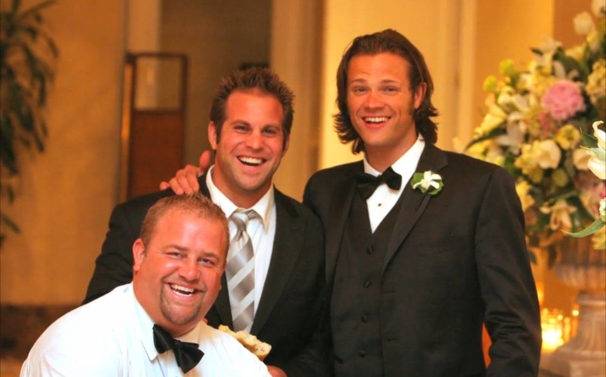 Jared Padalecki Photo At Jensen S Wedding
