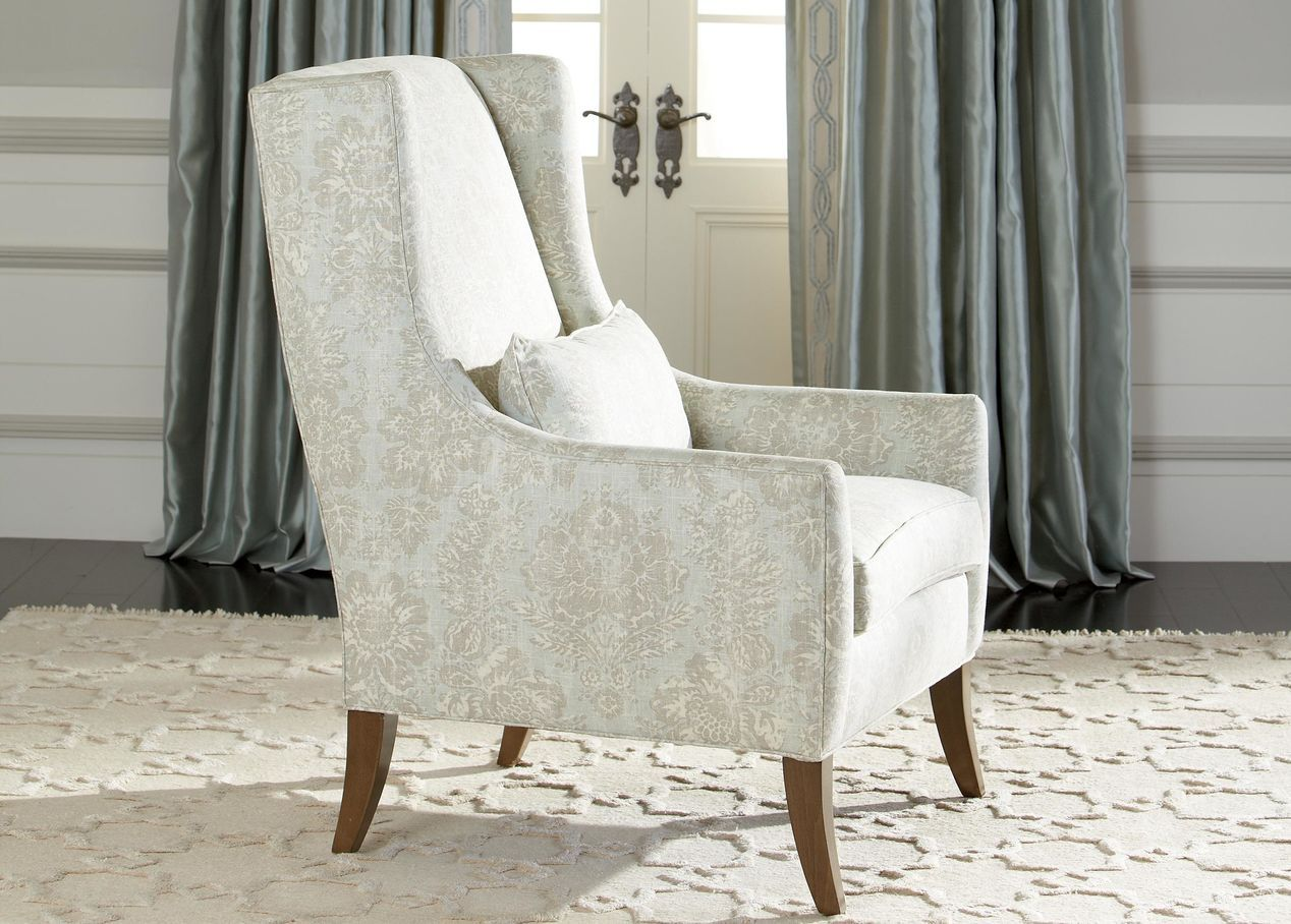 Kyle Wing Chair Chairs And Chaises Ethan Allen