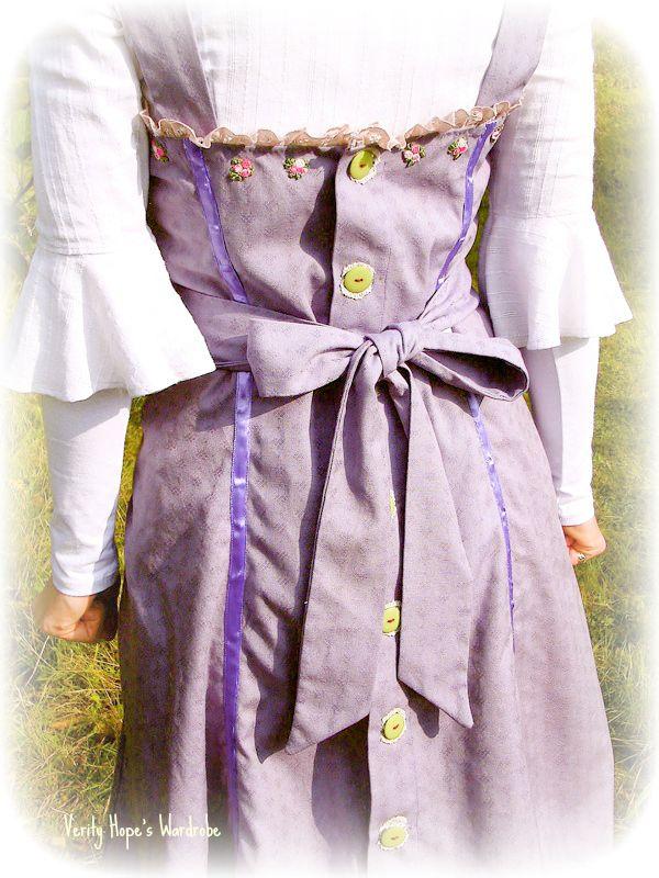 Verity Hope's Wardrobe