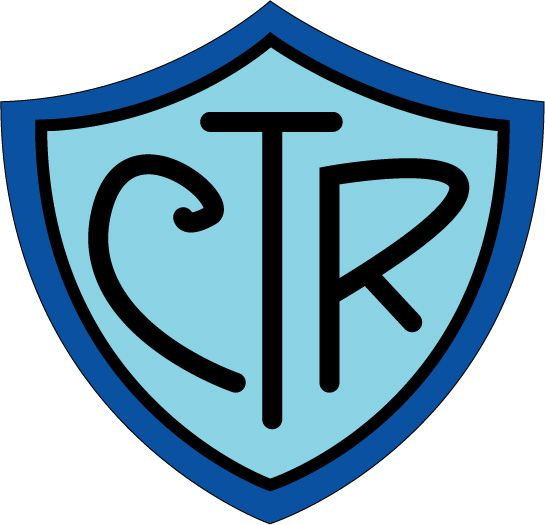 mormon share ctr shield blue ctr shield object lessons and rh pinterest ca