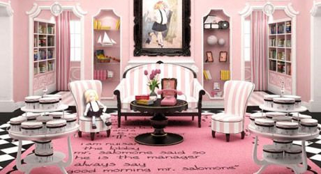 Eloise Suite At The Plaza Designed By Betsey Johnson How Did I Not