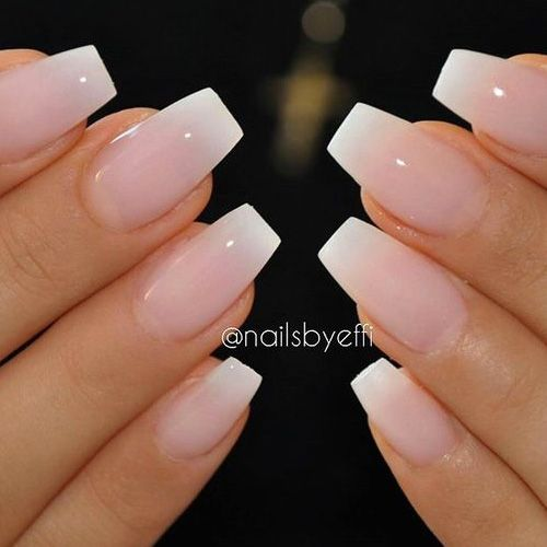 Acrylic Nails – 33 Best Acrylic Nails | Acrylics, Natural nails and ...