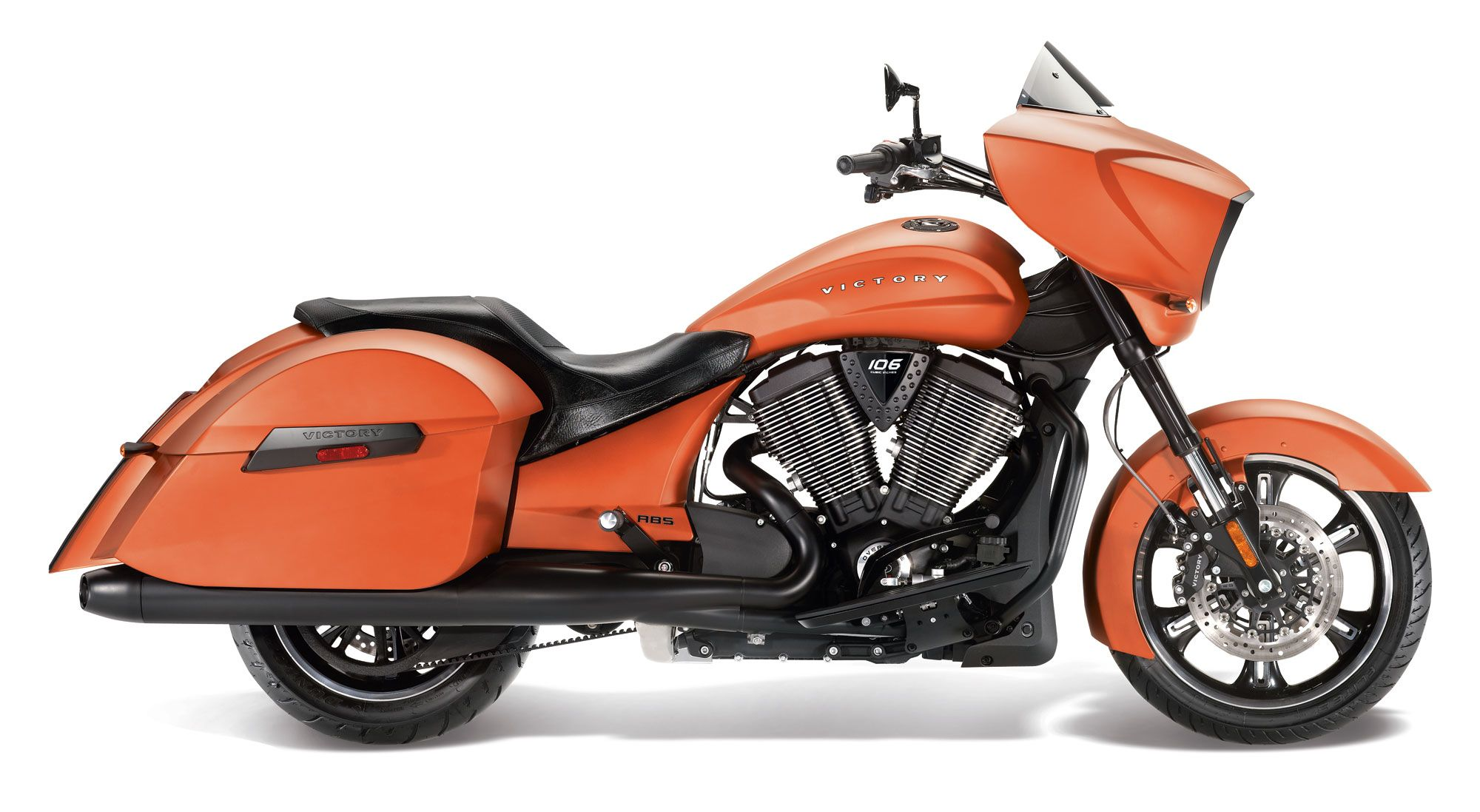 2012 Victory Cross Country: pics, specs and information