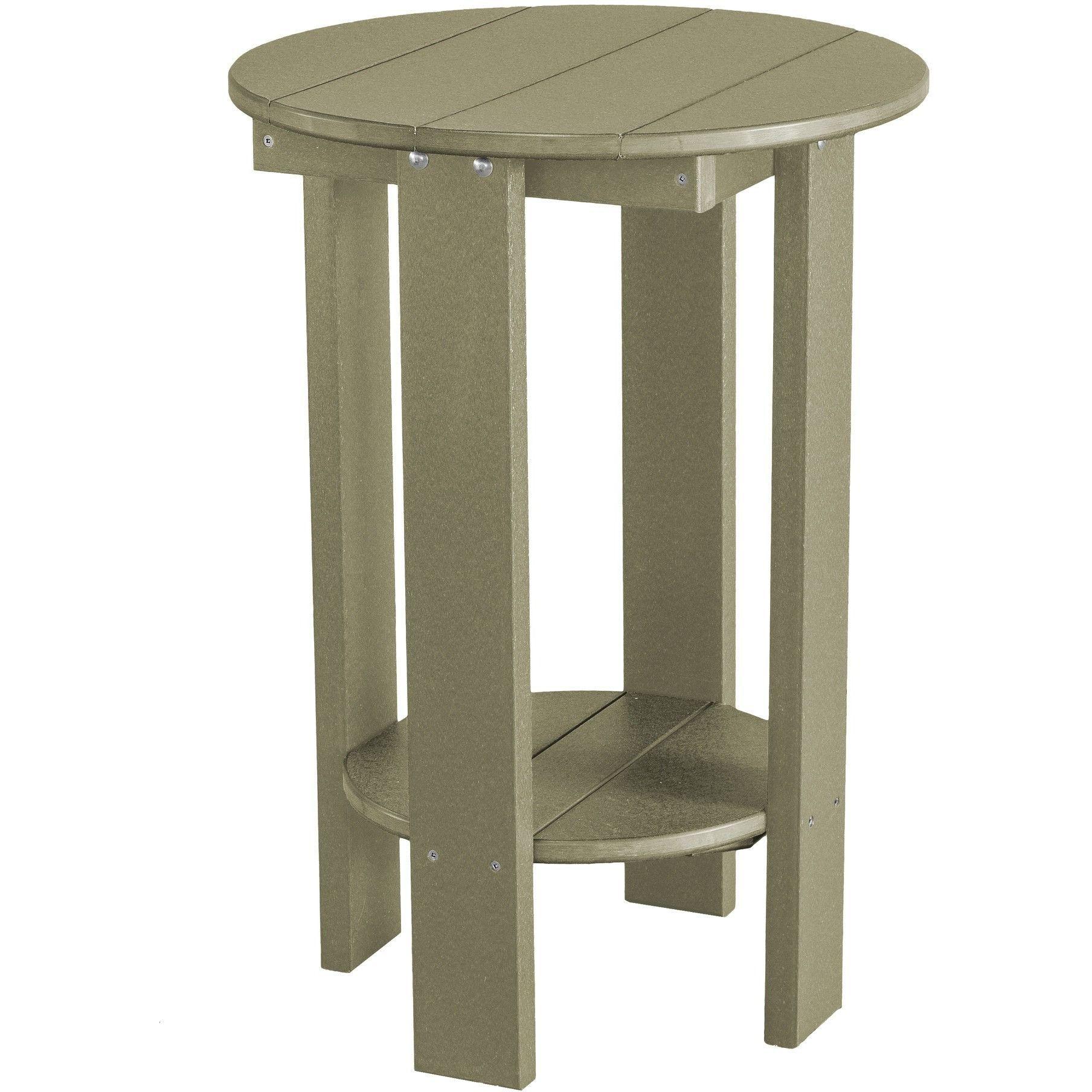 Wildridge Recycled Plastic Heritage Balcony Table
