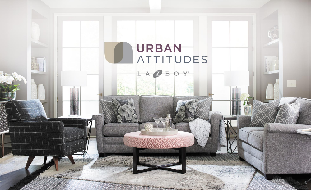 Urban Attitudes Room Design Made Simple La Z Boy Quality Bedroom Furniture Room Design Family Living Rooms