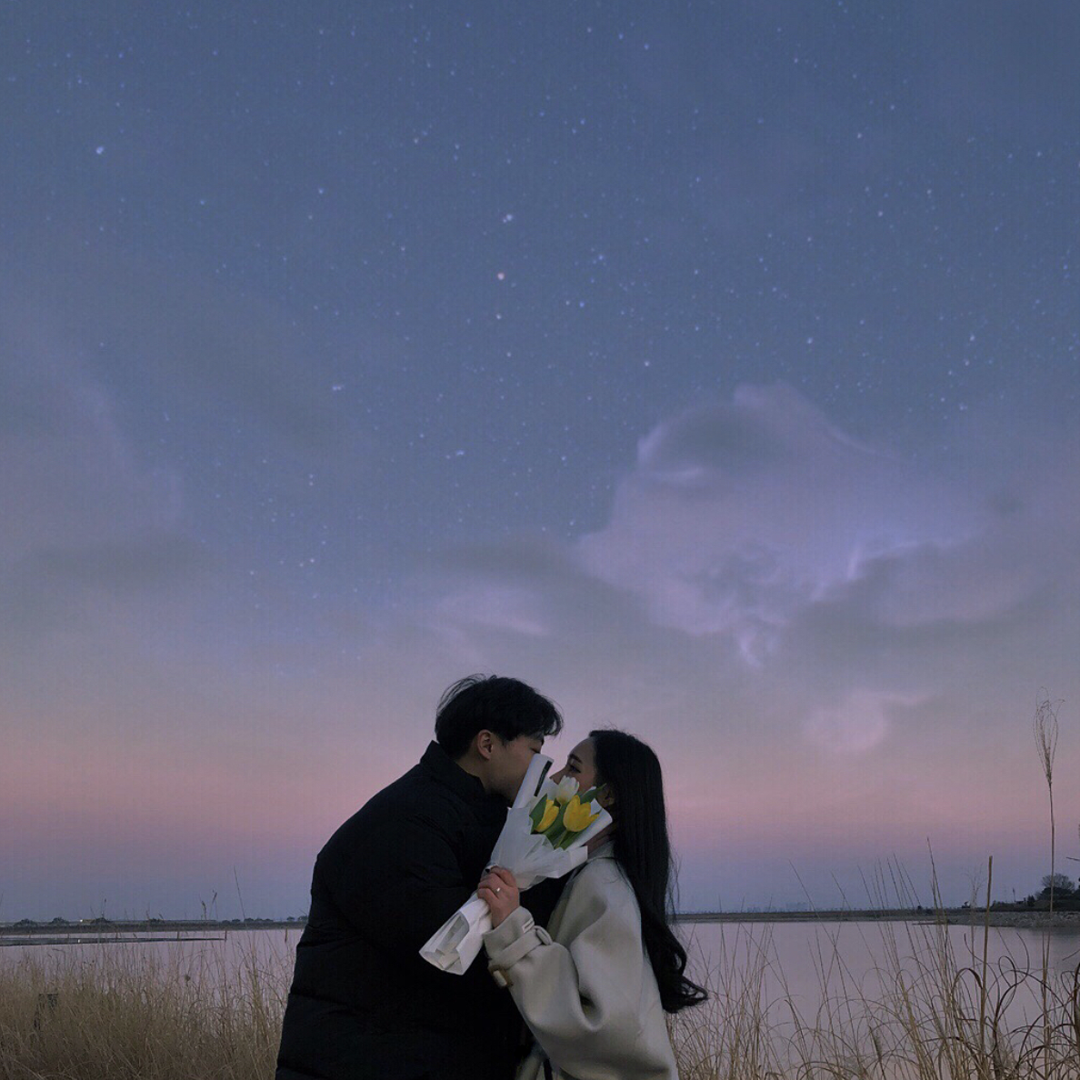 32trbl Ulzzang Couple Couples Asian