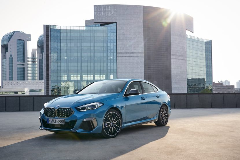 Video Bmw 2 Series Gran Coupe Gets First Commercial In The Us