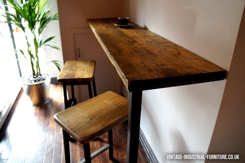 breakfast bars furniture. Yorks Bakery Cafe Vintage Furniture - Industrial Breakfast Bars O