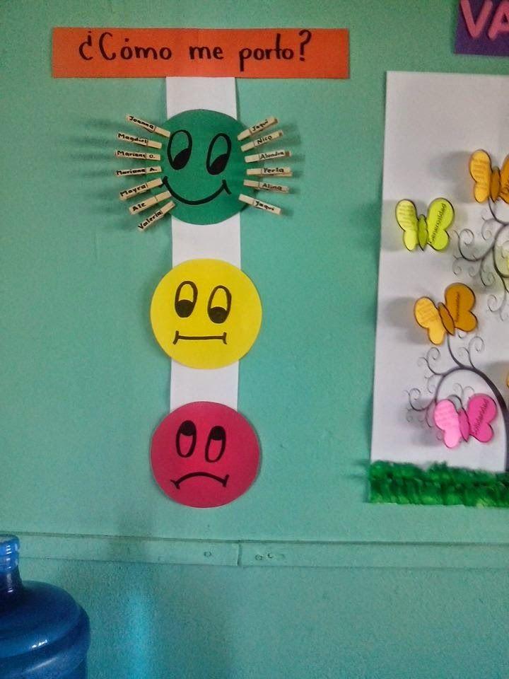 Tips de actividades para tu grupo escolar control de for Actividades para el salon de clases