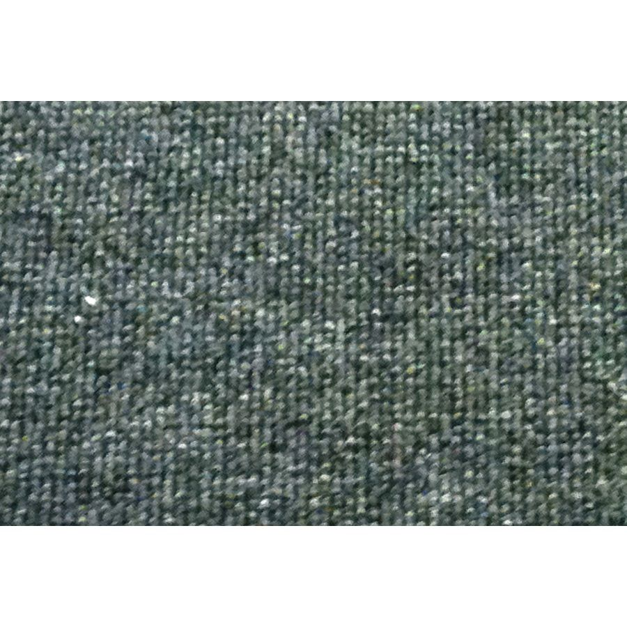 Blue Hawk 27 In Gray Tufted Runner (By The Foot)