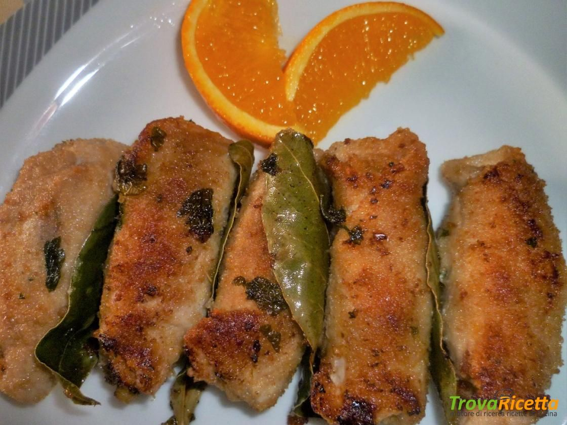 Involtini di lonza  #ricette #food #recipes