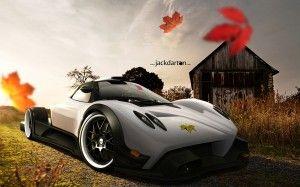Pagani Zonda R Hd Wallpapers Download Cars Desktop Backgrounds