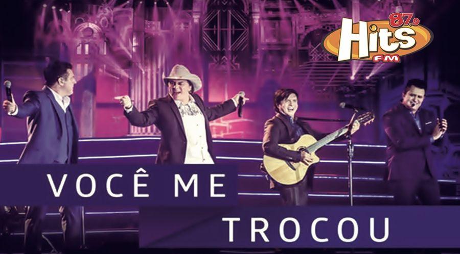 Lancamento Sertanejo Voce Me Trocou Bruno E Marrone Part