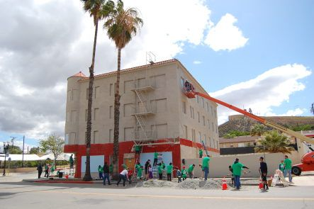 Main Street Lake Elsinore Gets Community Sized Makeover
