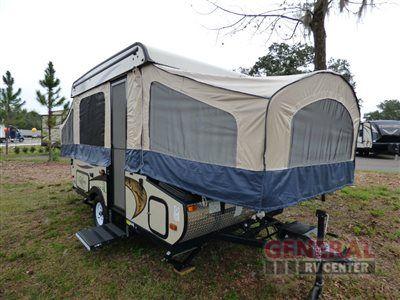 New 2015 Coachmen Rv Clipper Camping Trailers 108st Sport Folding