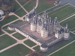 Resultado de imagem para fotos das arvores em castelo de chambord frança