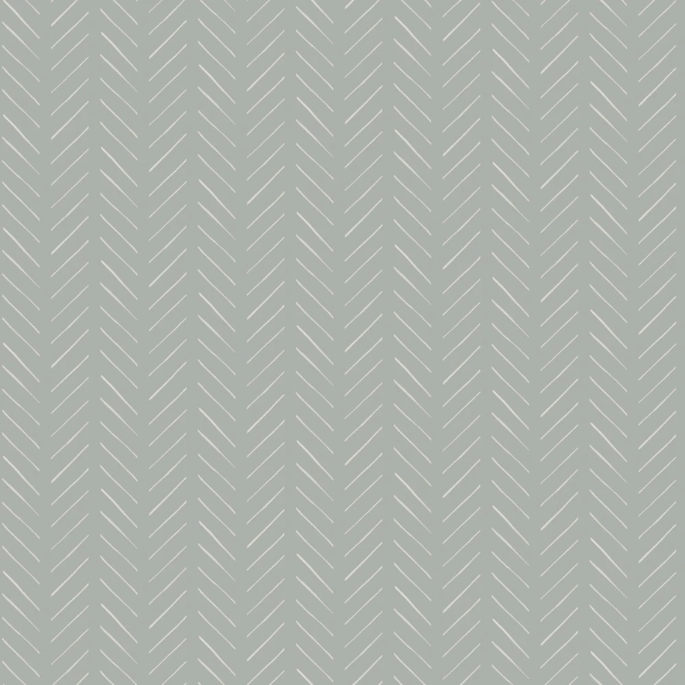 Pick Up Sticks Wallpaper In White And Neutral From The Magnolia Home V Magnolia Homes Herringbone Wallpaper Pick Up Sticks