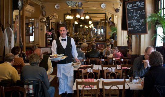 La brasserie de l 39 isle saint louis paris france best breakfast on the - Brasserie lutetia menu ...