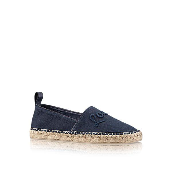 25b5fec17a98 LOUIS VUITTON Waterfall Espadrille.  louisvuitton  shoes