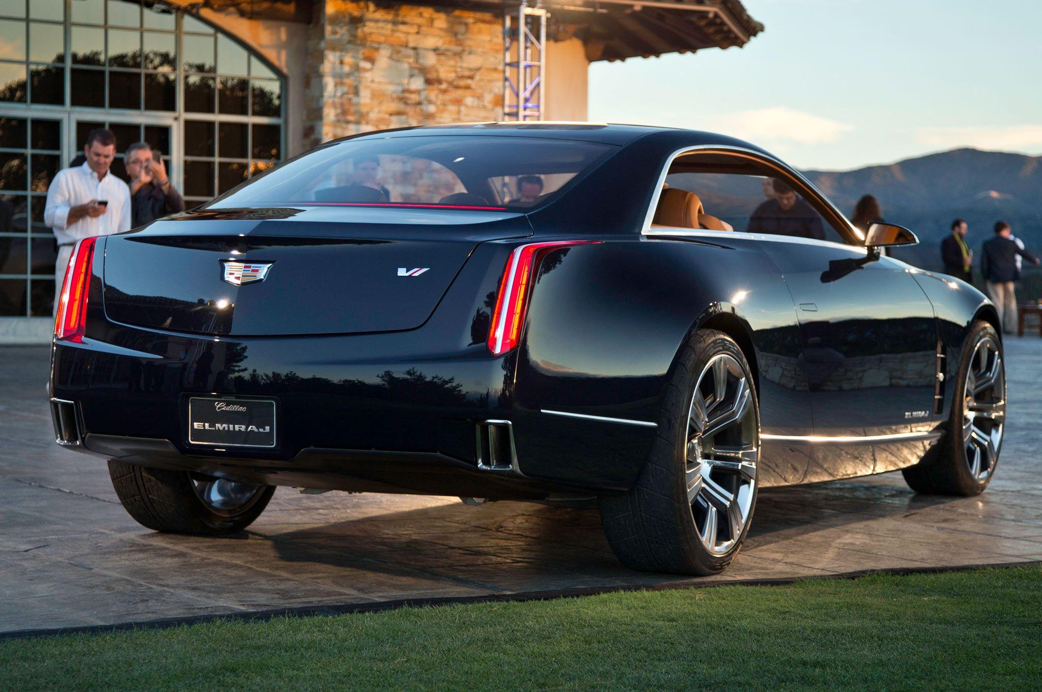 2015 Cadillac Elmiraj Rumor Design