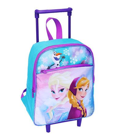 Frozen Frozen Rolling Backpack | Frozen, Rolling backpack and ...
