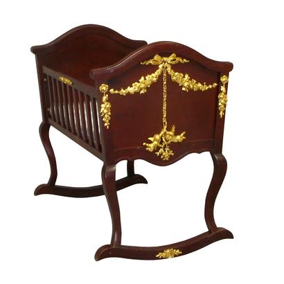 Cherubini Cradle In 2020 Luxury Baby Crib Baby Furniture Baby Cradle