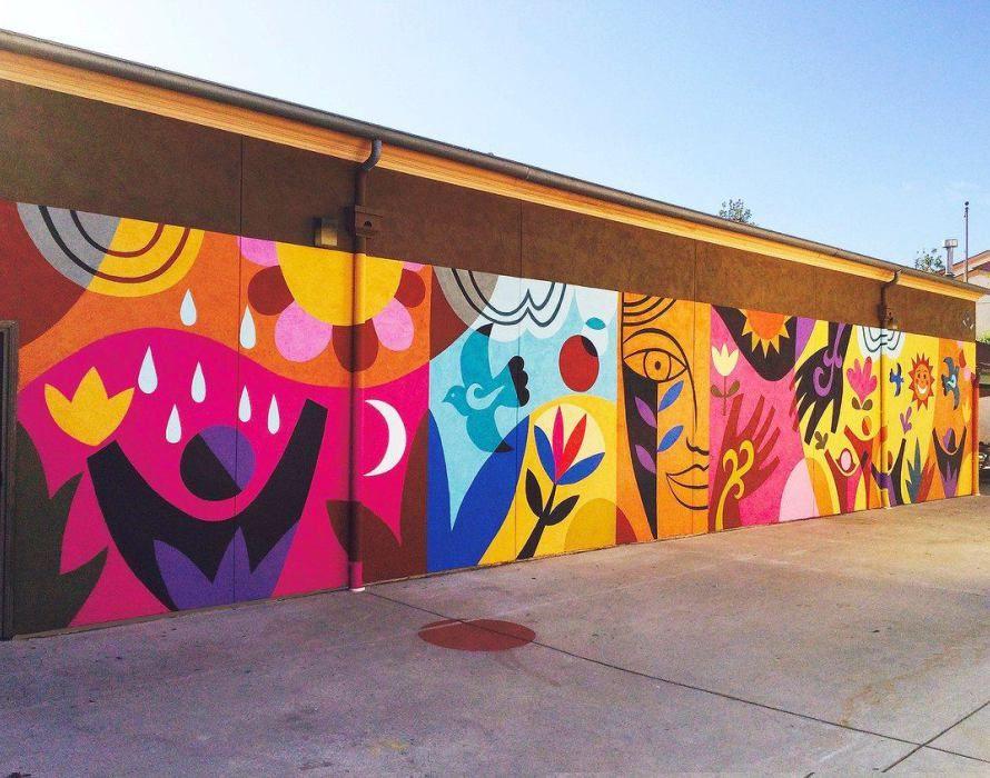 Image result for school murals | Community-Based Art ...
