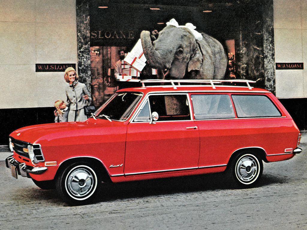 1968 72 Opel Kadett L Caravan Us Spec B 1967 72 Caravan Opel Kadett A Oldtimer
