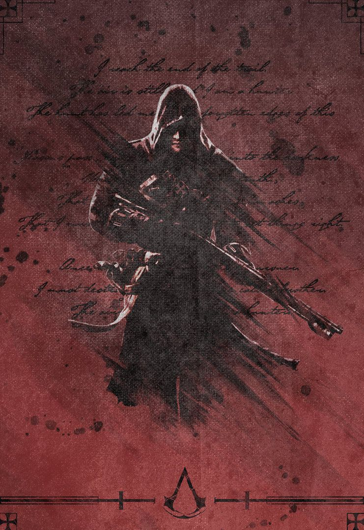 Assassin S Creed Rogue Poster Created By Colin Morella