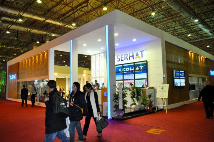 Expo Stands Montajes 2003 S L : Enteresan mimarlık brn exhibition design architect design