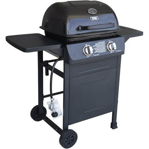Backyard Grill 2-Burner Cart Gas Grill (With images) | Gas ...