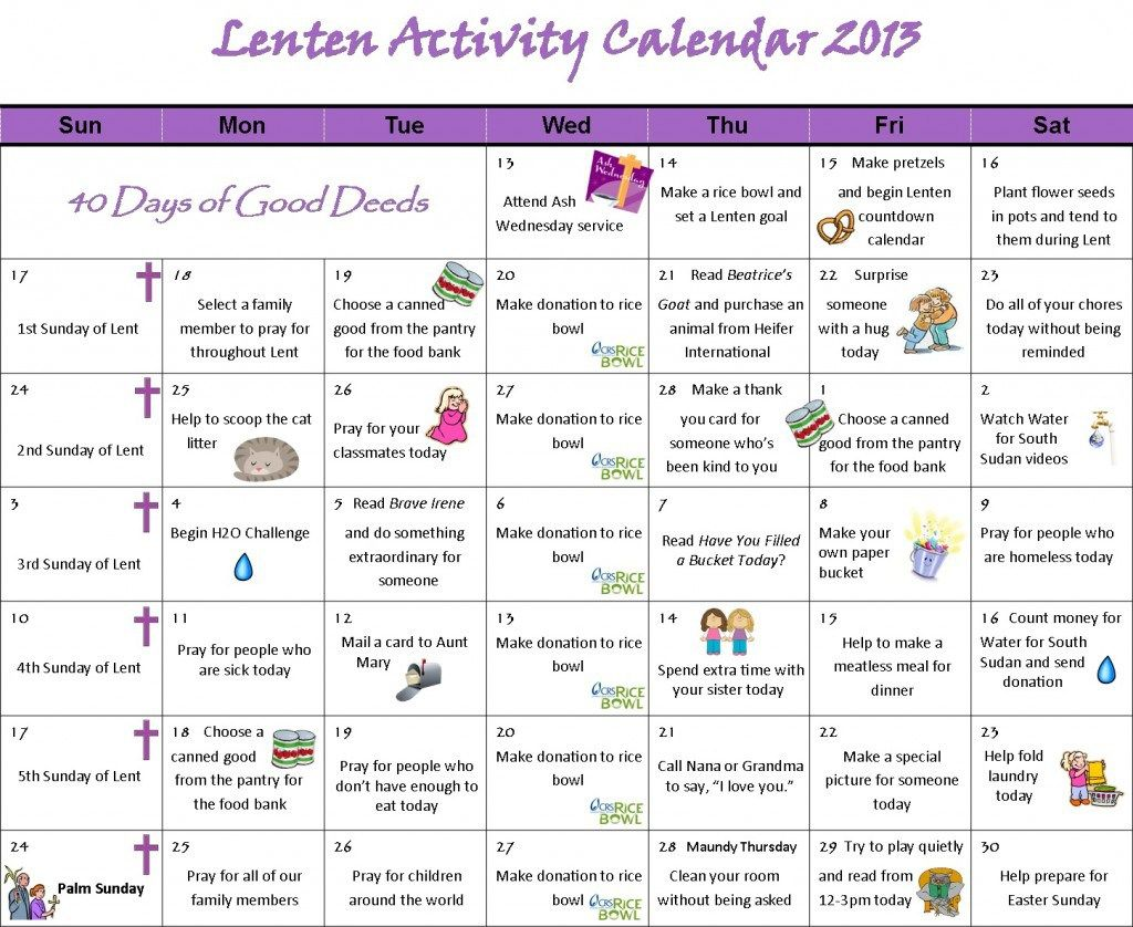 Lent Activities For Kindergarten Give More Lenten Activities With Printables
