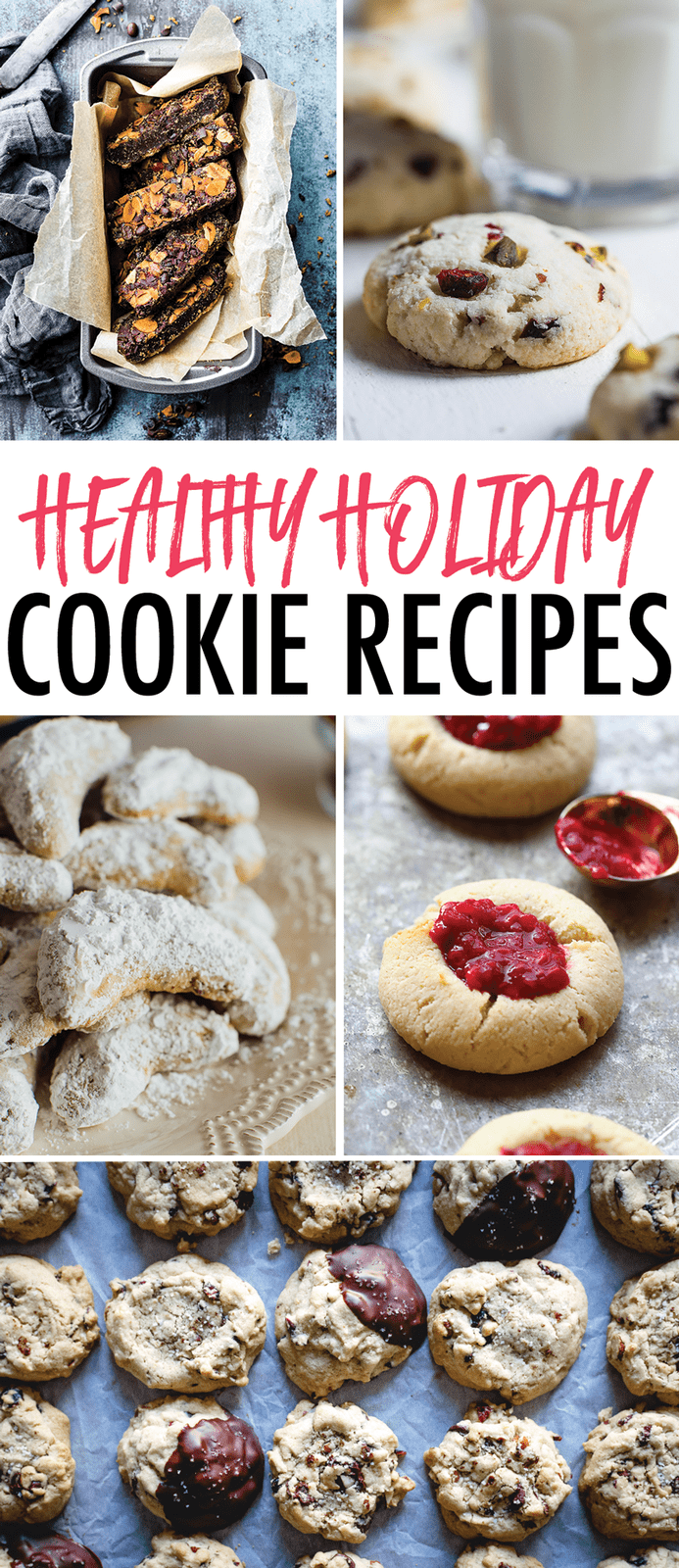 These gluten-free almond flour crescent cookies are a healthy take on my nanny's crescent cookie recipe. Each cookie only has about 60 calories and 2 grams of sugar plus they can easily be made vegan! gluten-free almond flour crescent cookies are a healthy take on my nanny's crescent cookie recipe. Each cookie only has about 60calories and 2 grams of sugar plus they can easily be made vegan!