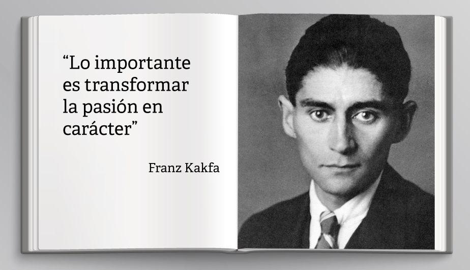 Franz Kafka Inspiró Al Mundo Con Estas 11 Frases Frases