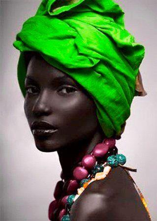 Jävla afrikansk stil