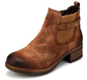 Rieker Damen Winter Stiefeletten Boots Damenschuhe Gefüttert