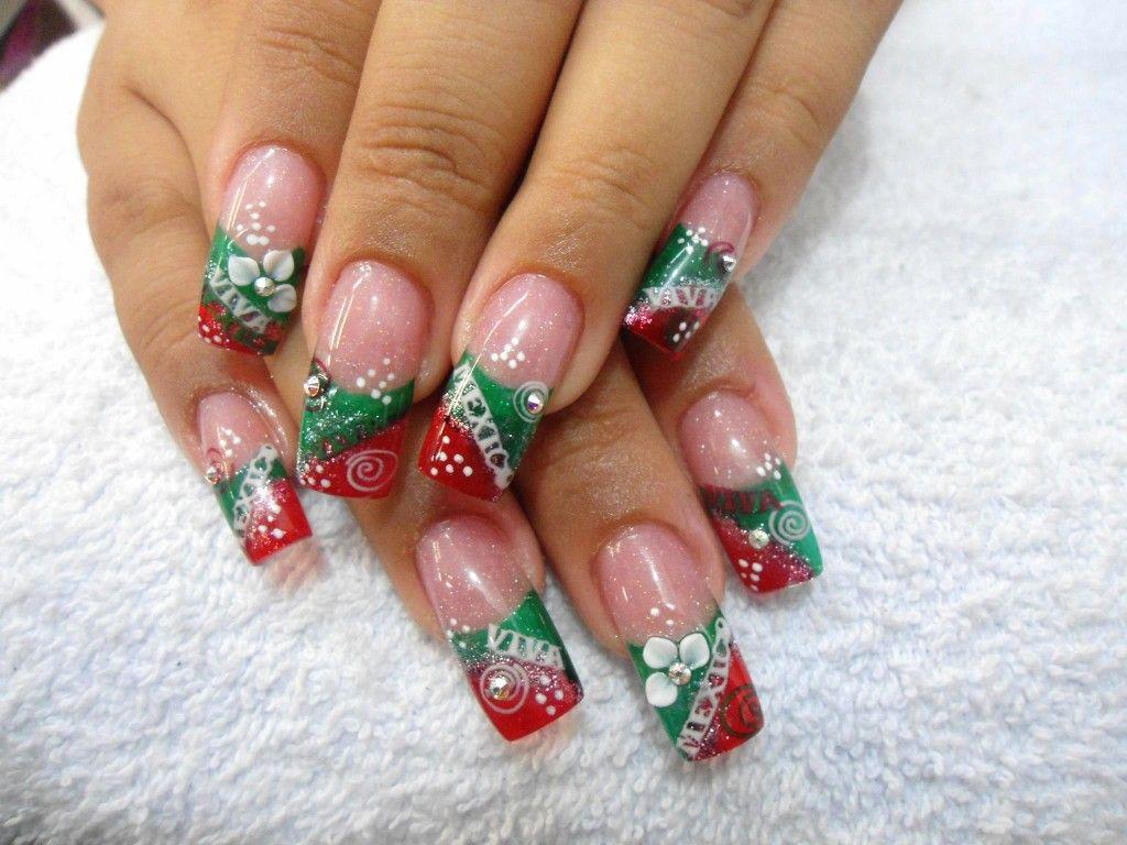 Pin de Ana Munoz en Nails   Pinterest   Septiembre, Diseños de uñas ...