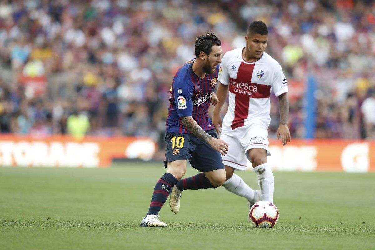 Download Video Barcelona Vs Huesca Highlights 8 2 La Liga