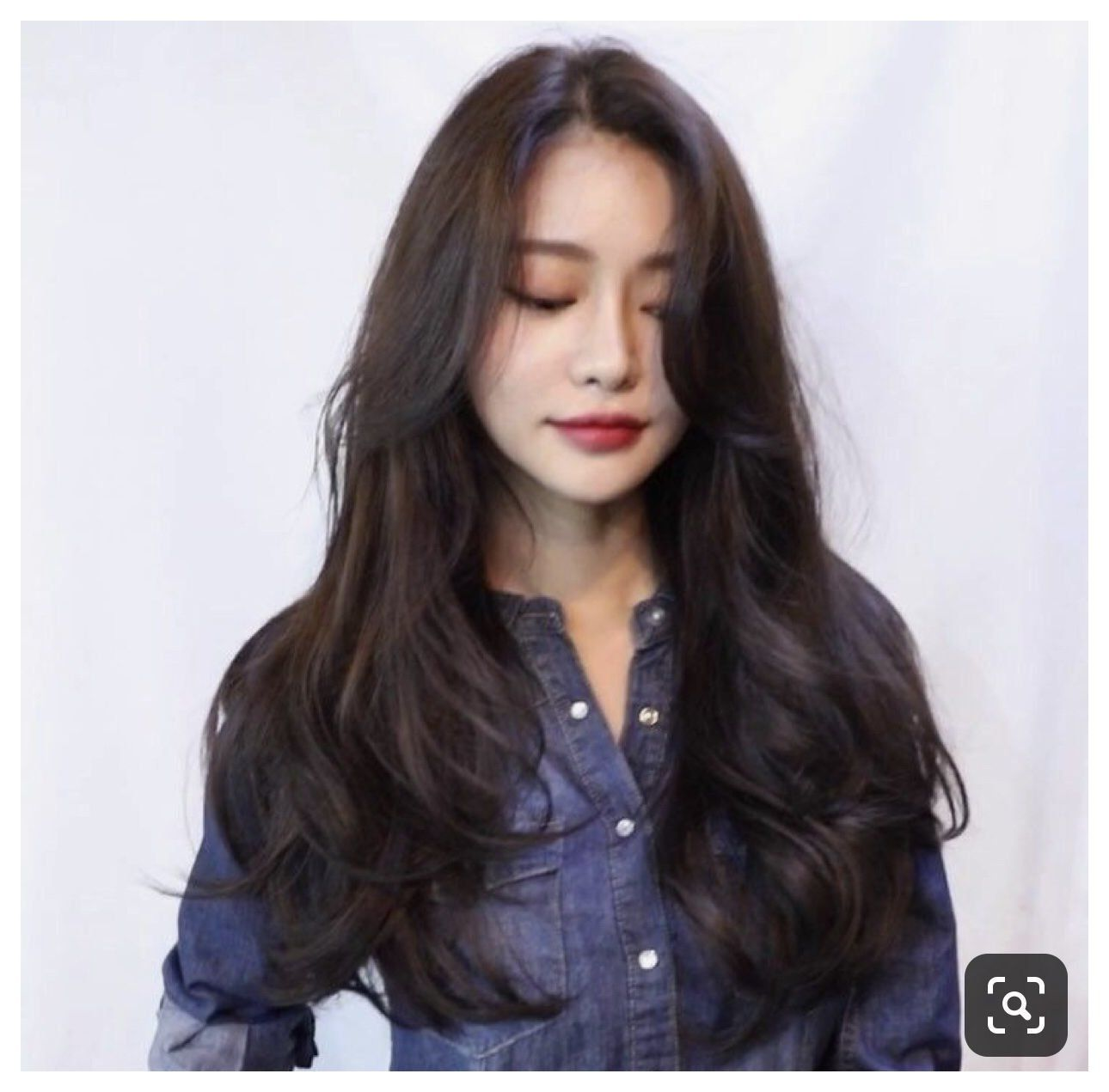 31 Popular Korean Long Hairstyle 2020 Image Korean Long Hair Koreanlonghair Korean Long Hair Long Hair Styles Asian Long Hair