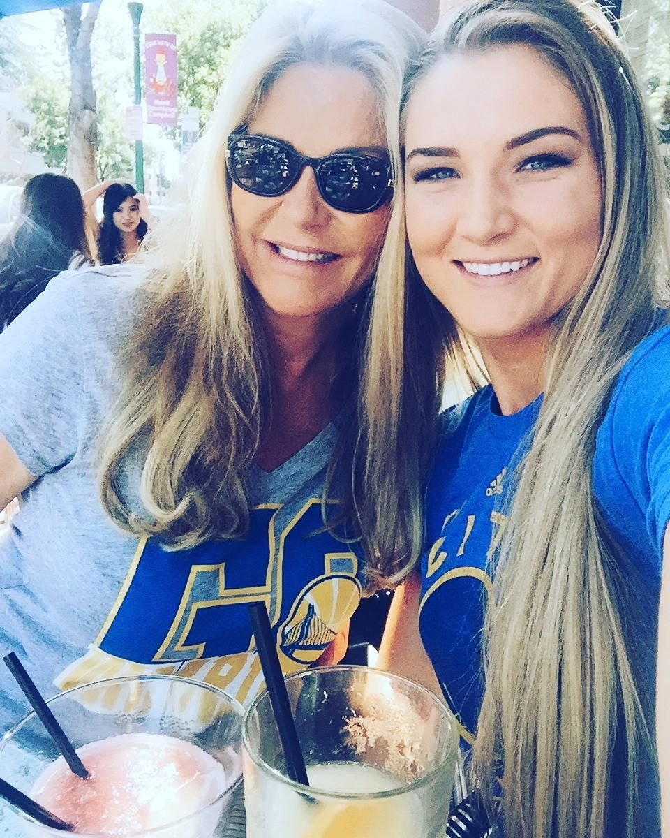 Downtown Campbell: Swirlin' with the mama #dubs #sippin #warriors #mamatipsy by chantoriatalley