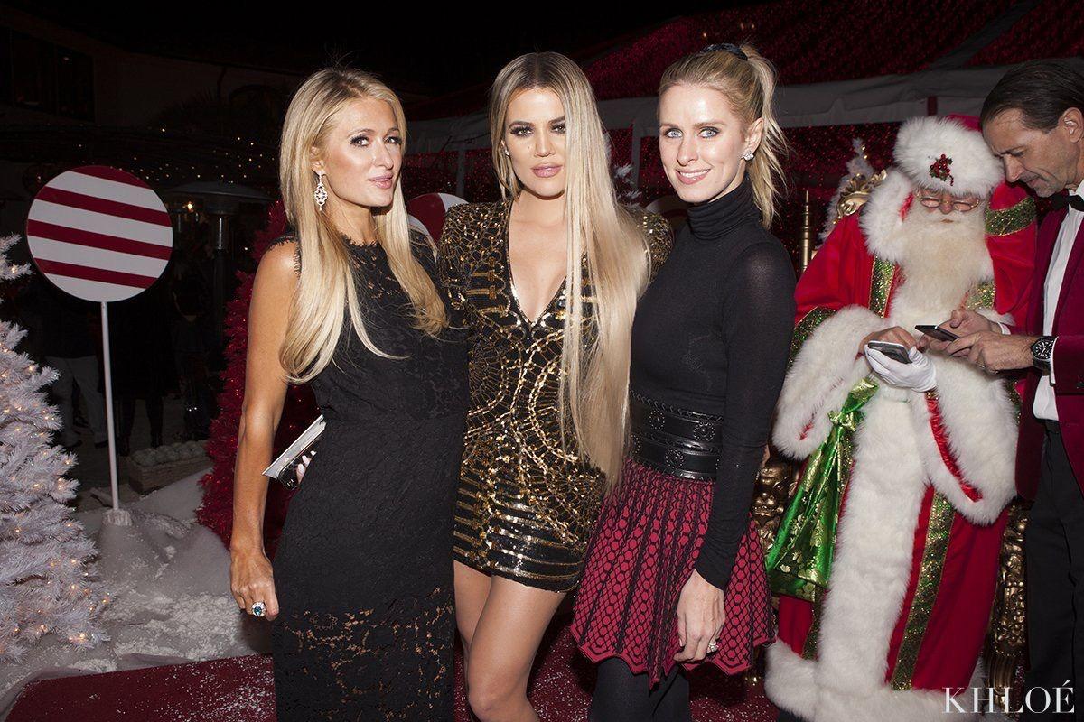 Kardashian/Jenner Christmas Eve Party 2016   Kardashian/Jenner ...