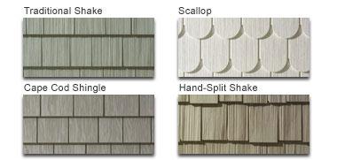 Gentek Building Products Fairhaven Sound Single Select Vinyl Siding Vinyl Shake Siding Vinyl Siding Color Options
