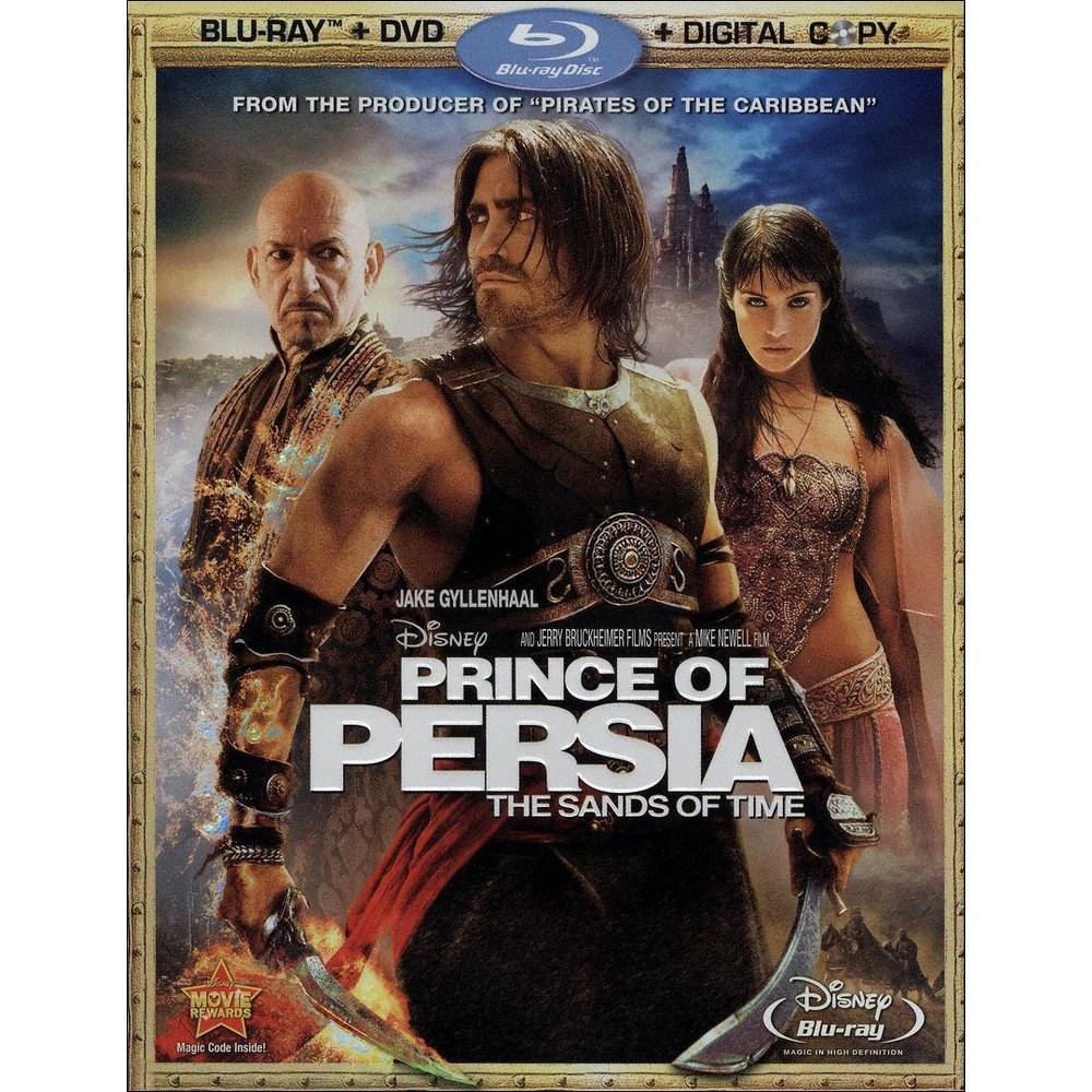 Prince Of Persia The Sands Of Time Blu Ray Widescreen With Images Prince Of Persia Prince Of Persia Movie Full Movies