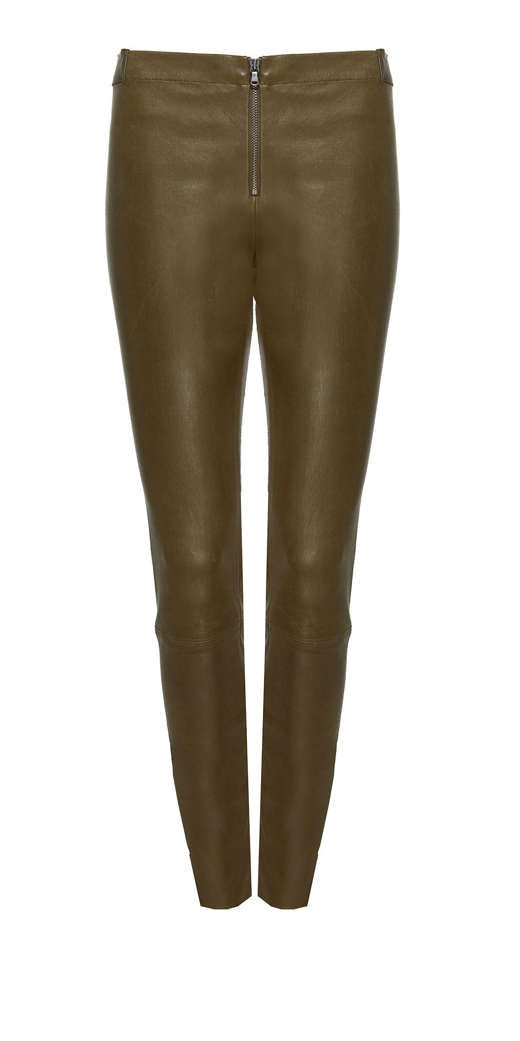 Love your leather leggings? If you are wearing your black pair more than 2-3 times a week! Mix it up for fall with a color!