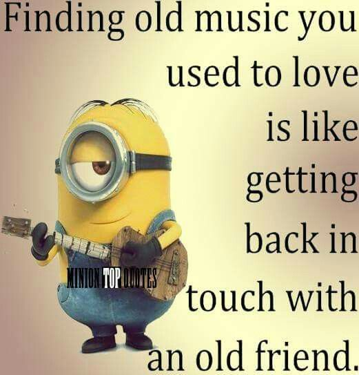 Finding old music