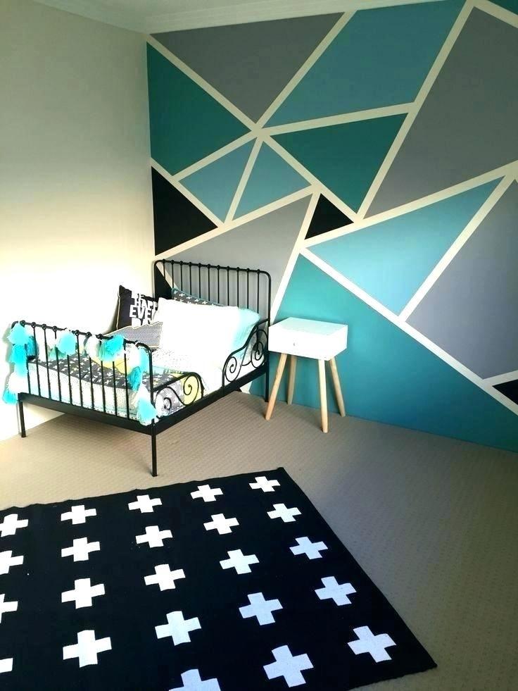 Tape Painting Best Geometric Wall Art Ideas On Masking Tape