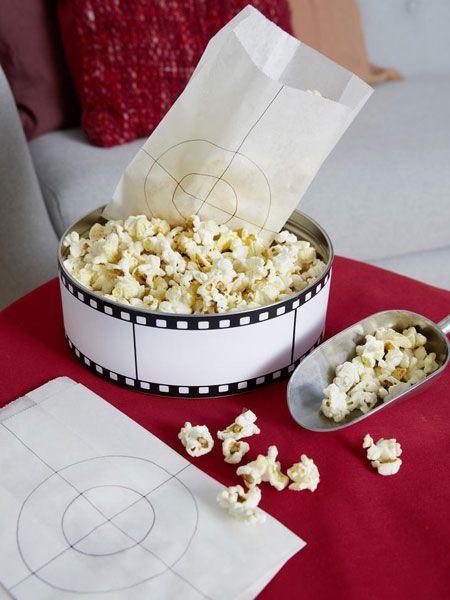 Deko Hochzeitsthema Kino Ideen Banquet Themes Cinema Themed