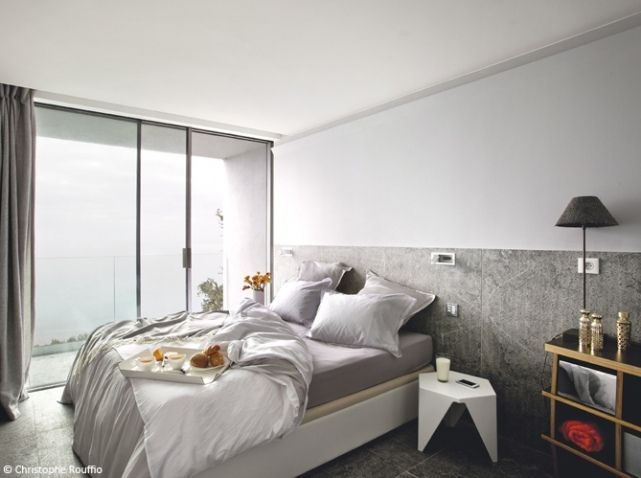 Chambre design grise | Chambres | Pinterest | Deco and Design