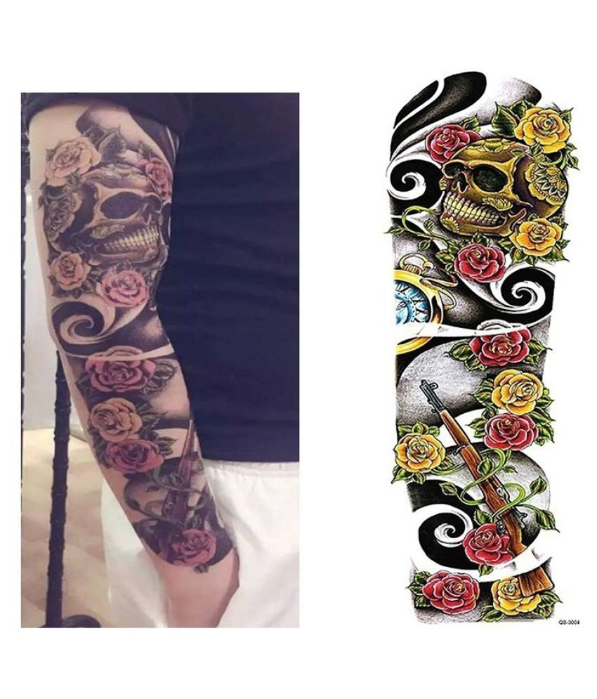 35 Body Art Tattoo